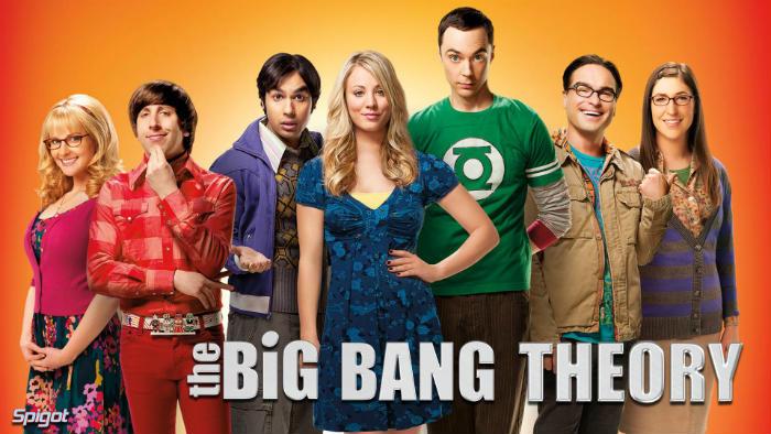 «The Big Bang Theory» foi a série mais vista da temporada 2013-2014