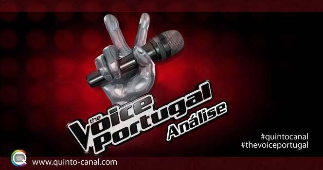 Análise «The Voice Portugal»: 5º programa