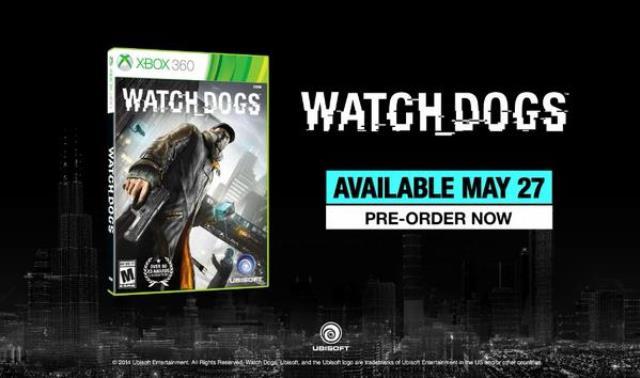 Data de lançamento de «Watch Dogs» anunciada [com trailer]