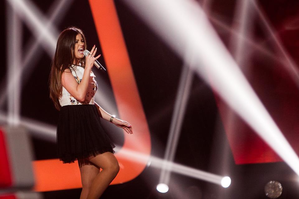 Sofia Fortuna The Voice Portugal