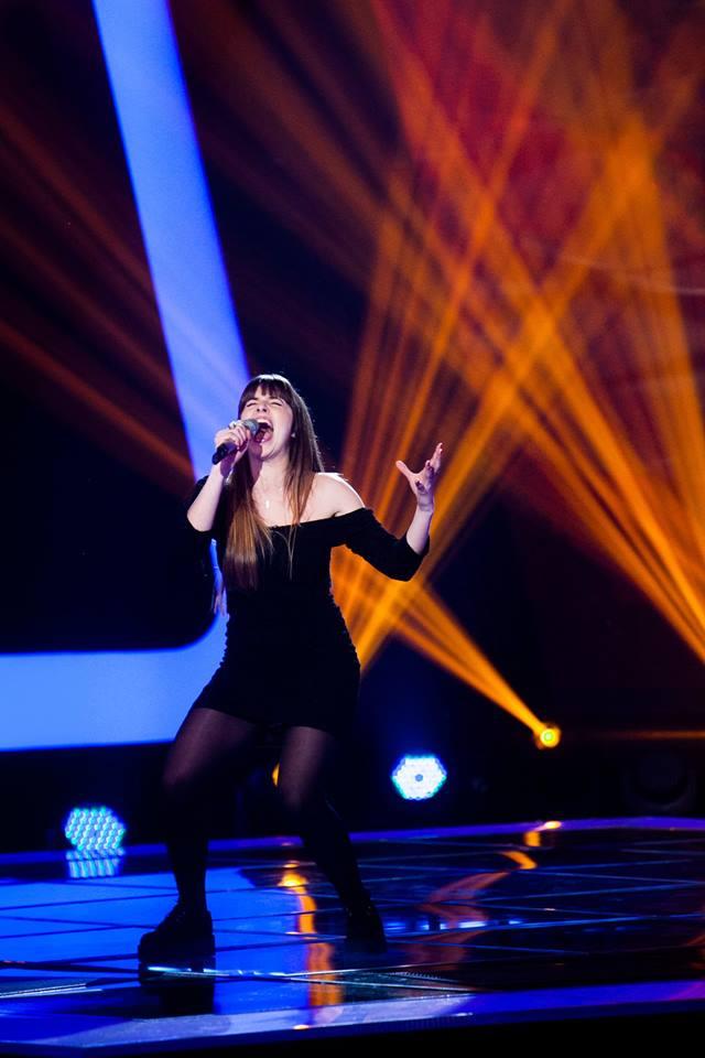 Leonor Andrade The Voice Portugal