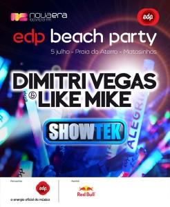 nova era beach party