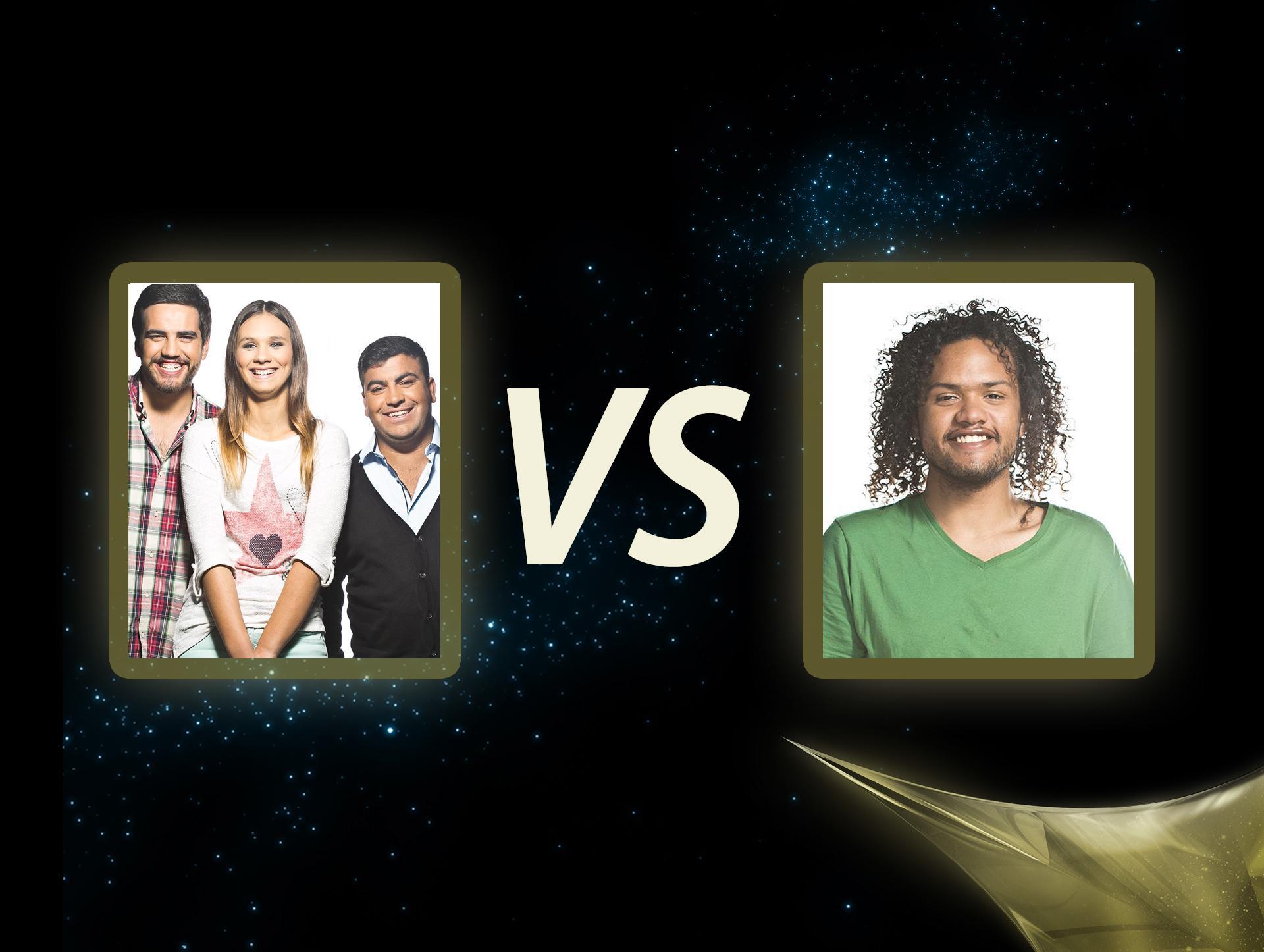 Duelo Los Romeros vs Bruno