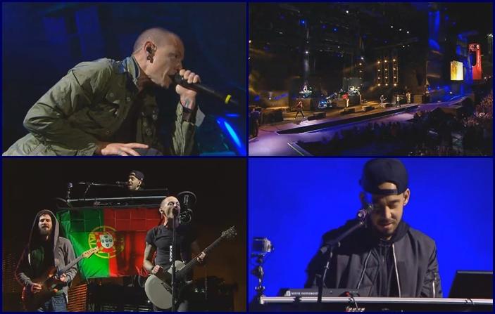 Linkin Park Capa