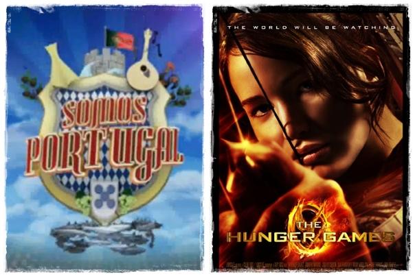 Audiências: «Somos Portugal» divide liderança com «The Hunger Games»
