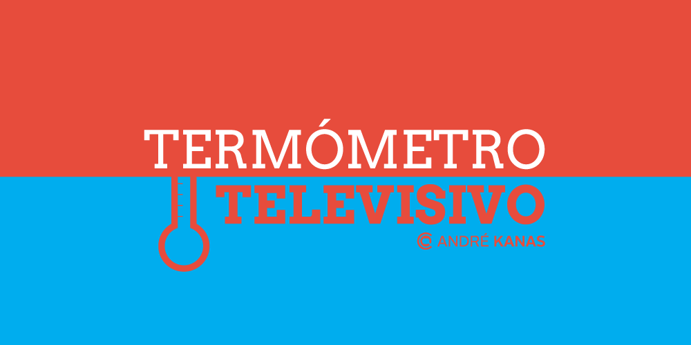 Termómetro Televisivo | 24 a 31 de janeiro | Conheça as médias do mês