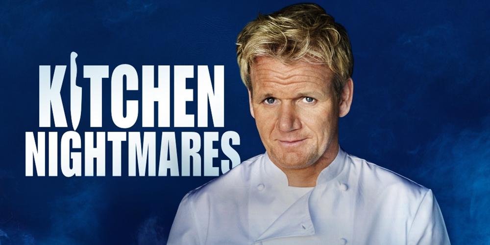 O famoso «Kitchen Nightmares» chegou ao fim!