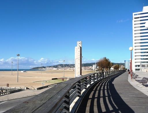 Praia onde decorrerá o «RFM Somnii»
