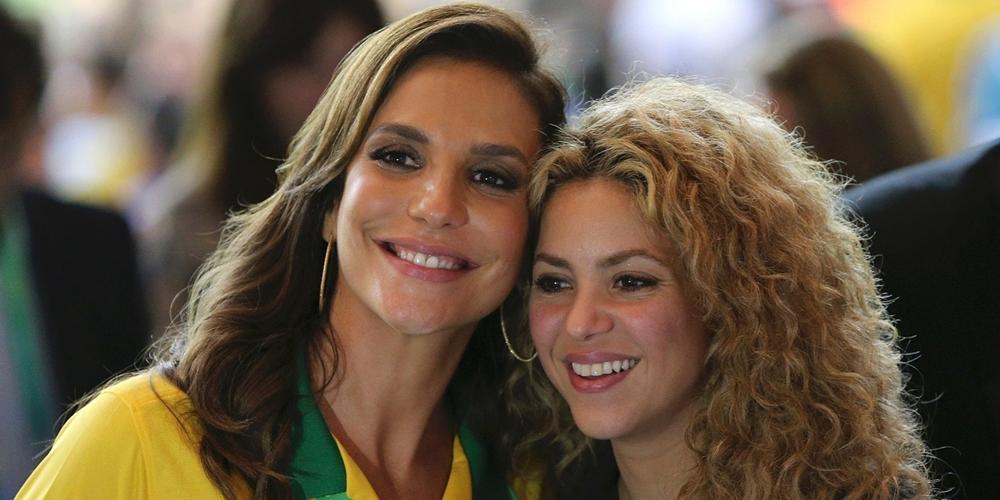 Ivete Sangalo e Shakira confirmadas para a cerimónia de encerramento do «Mundial 2014»