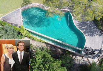 André Sousa Bessa caiu na cascata da piscina ao falar ao telemóvel