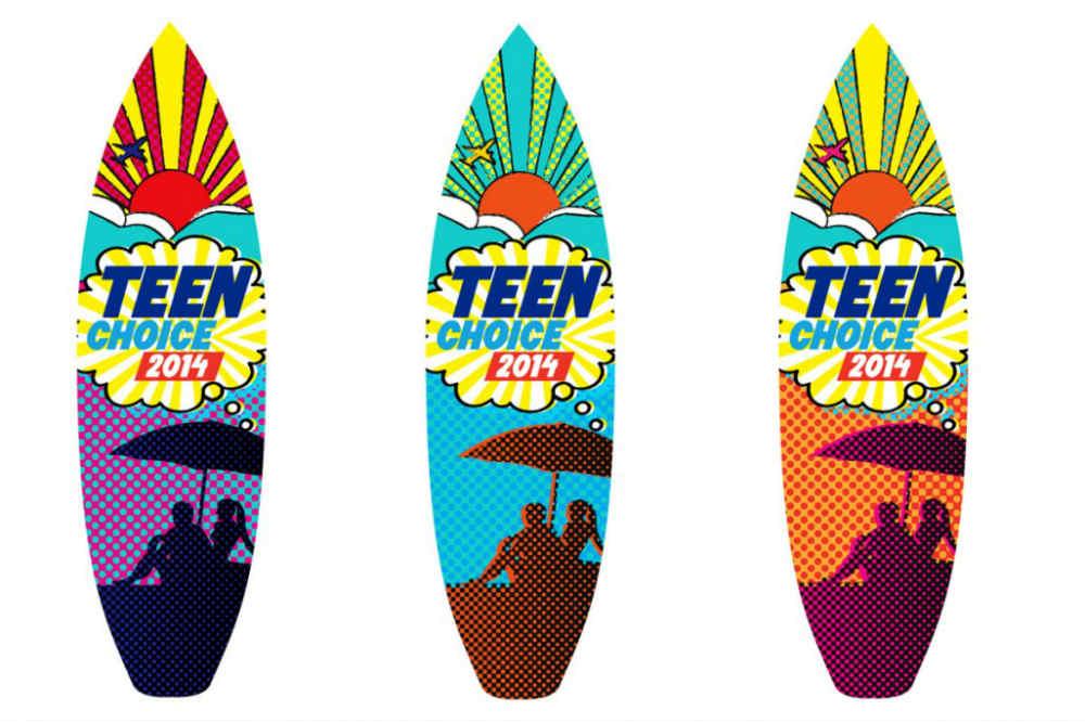 Fique a conhecer os nomeados do Teen Choice Awards 2014 – Televisão