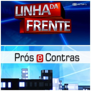 «Linha da Frente» e «Prós e Contras» estão de regresso à RTP1