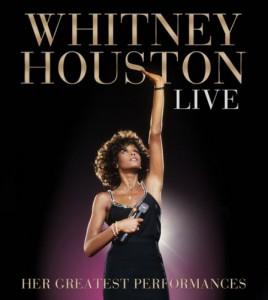 Capa do álbum póstumo de Whitney Houston