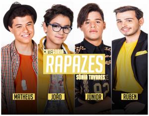 Factor X Rapazes