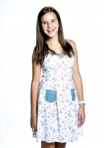 Ana Sofia Silva - 13 anos