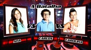 Batalha Ana Carlos Carolina
