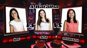 Batalha Iris Ana e Mariana