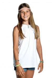 Carolina Leite - 12 anos