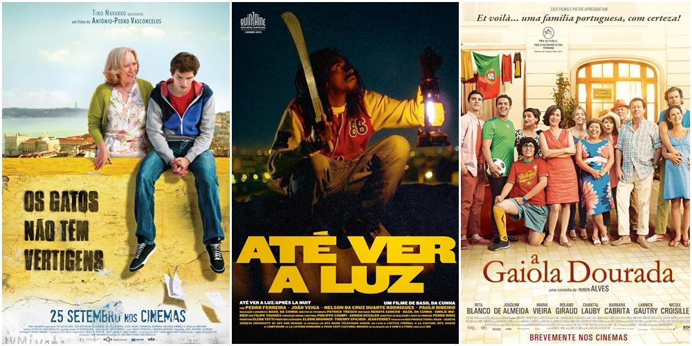 Filmes portugueses pré-nomeados para os «Premios Goya 2015»