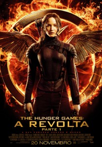 The Hunger Games A Revolta parte 1