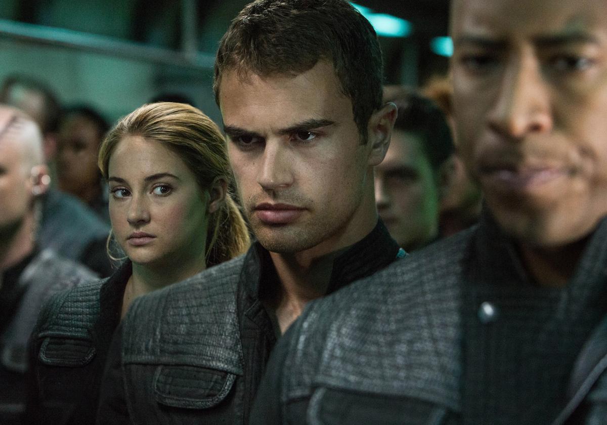 """Tris Prior regressa para o primeiro teaser trailer de """"Insurgente"""""""