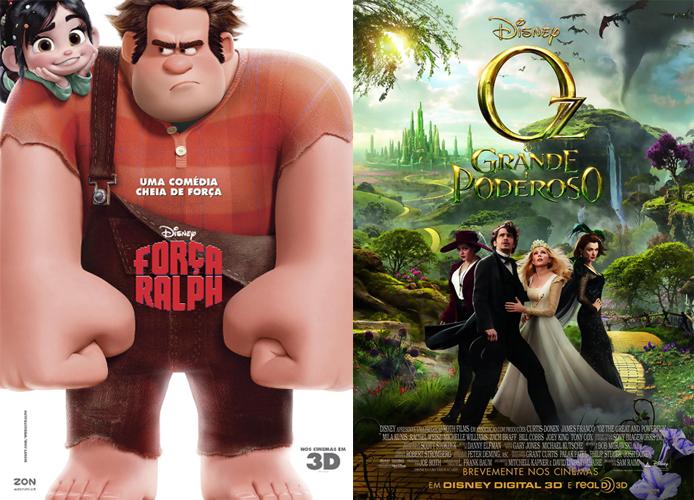 Natal Encantado Disney - Filmes