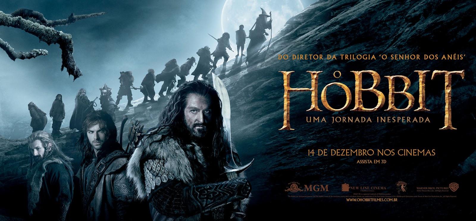 """""""Hobbit: Uma Viagem Inesperada"""" dá um milhão de telespetadores à SIC"""