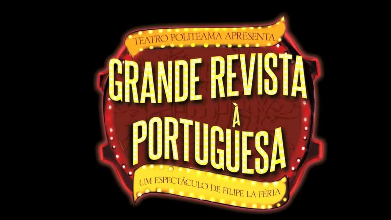 «Grande Revista à Portuguesa» é a aposta da RTP para a tarde de Natal
