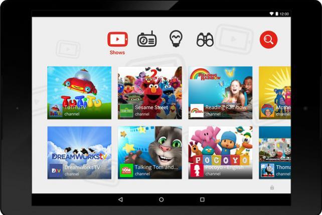Youtube passa a ter aplicação dedicada aos mais novos