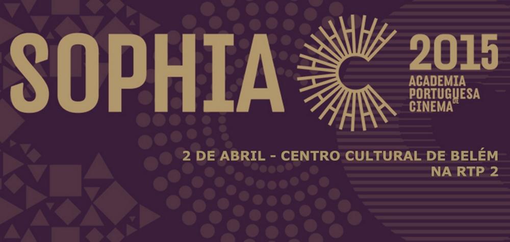 «Prémios Sophia 2015»: Conheça a lista dos nomeados