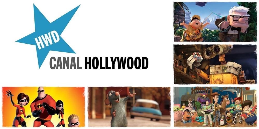 Canal Hollywood dedica emissão especial à Páscoa com cinema Pixar