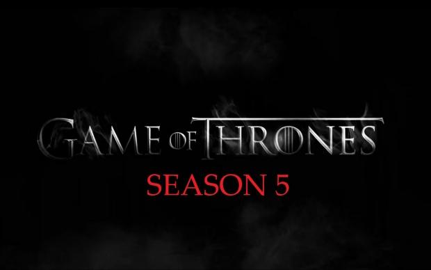Estreia de quinta temporada de «Game Of Thrones» volta a bater todos os recordes