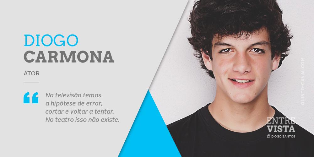 Entrevista – Diogo Carmona