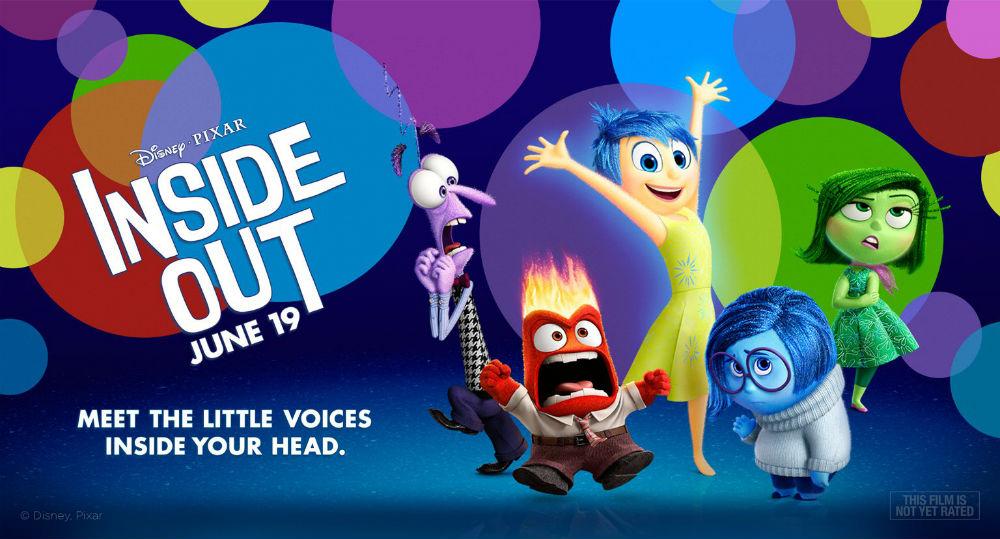 Opinião: «Inside Out» (Divertida-Mente) é muito mais que um simples filme de animação