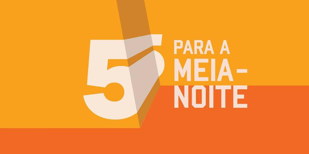 «5 Para a Meia-Noite»: Conheça a nova imagem e novidades do programa