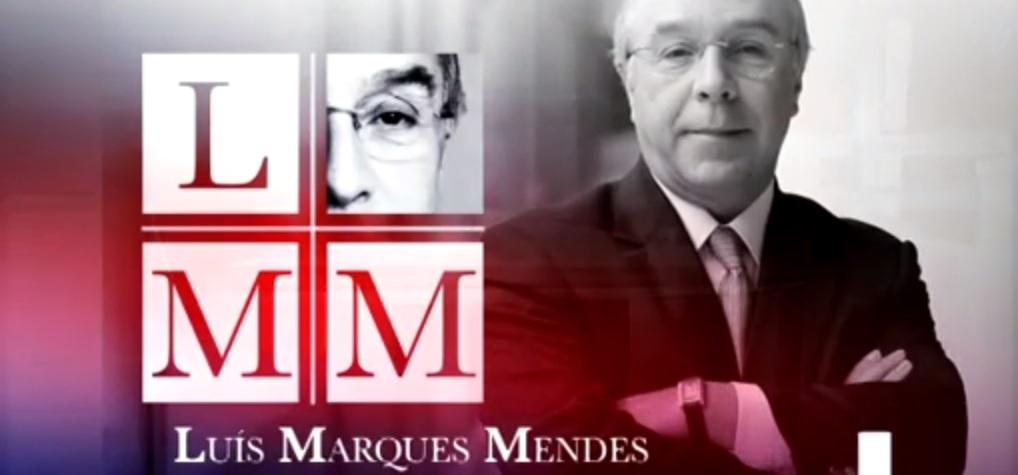 Comentário de Marques Mendes passa a ser moderado por Pedro Mourinho