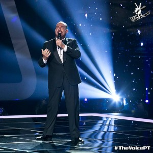 Sérgio Martins the voice pt