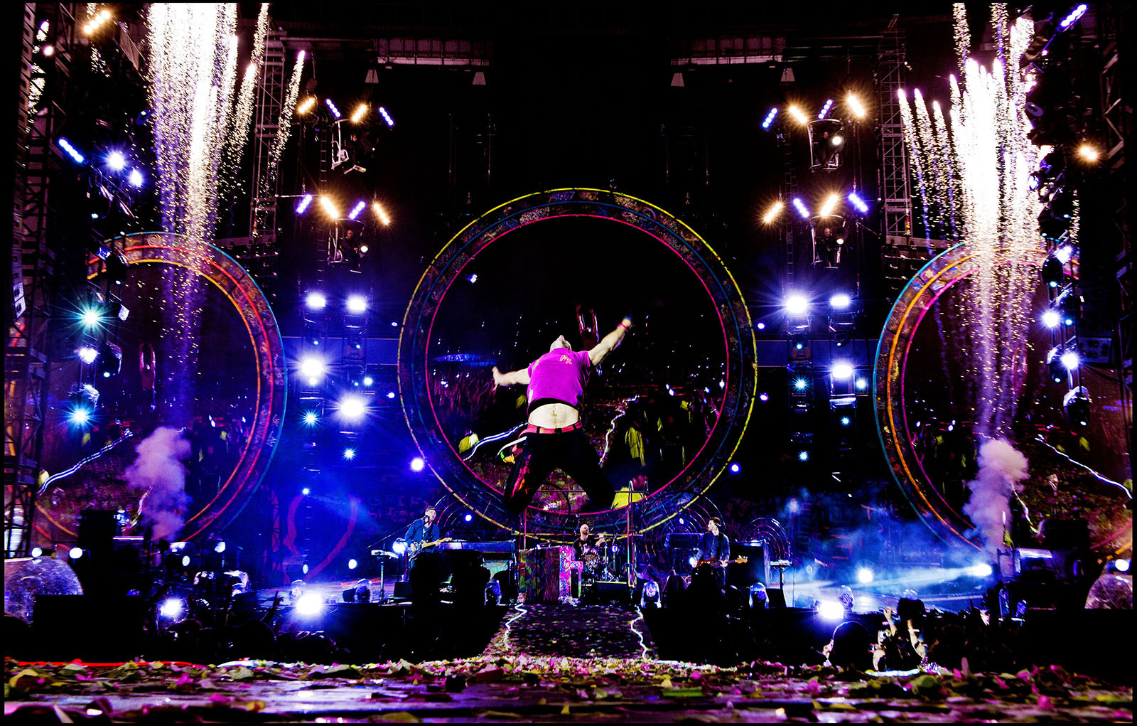 «Super Bowl Halftime Show 2016» a cargo dos Coldplay