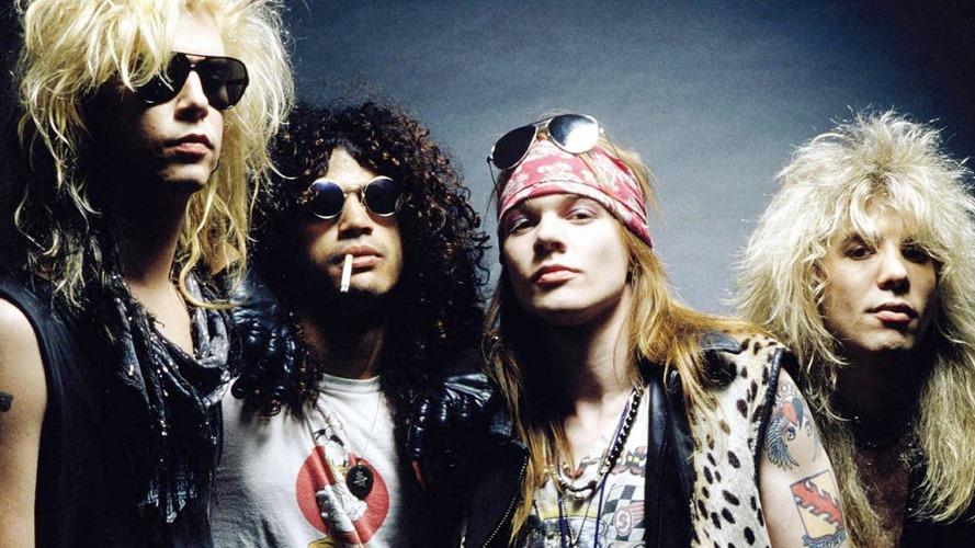 Reedição de «Appetite For Destruction» dos Guns N' Roses já disponível em pré-venda