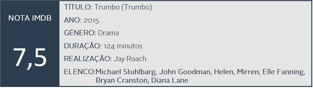 K Filme - Trumbo