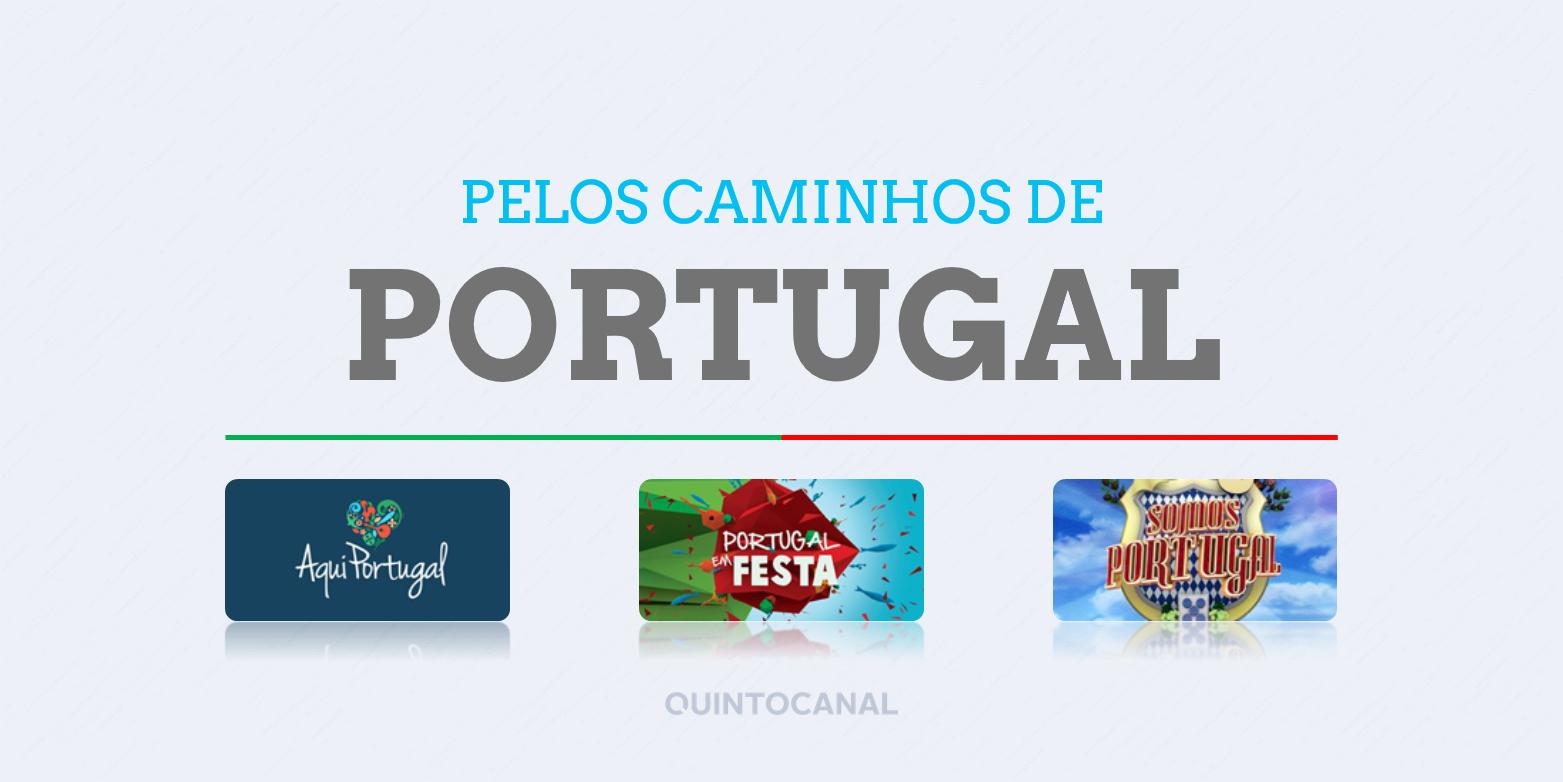 Pelos caminhos de Portugal