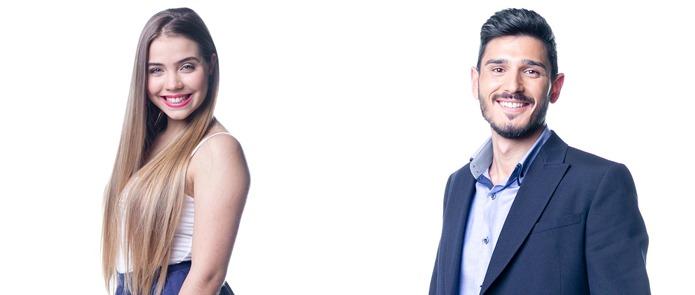 Love Girl e Love Boy: Andreia e Filipe