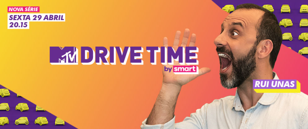 MTV Drive Time by smart