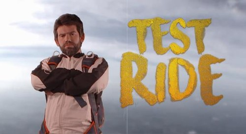 Diogo Beja - Test Ride SIC