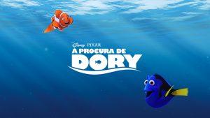 À Procura de Dory - Dia D
