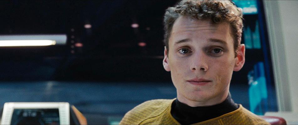 Anton Yelchin Star Trek