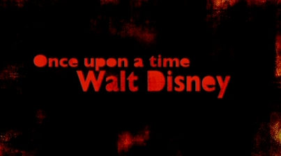 Once Upon a Time... Walt Disney