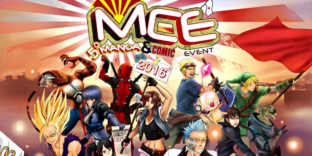 manga & comic event