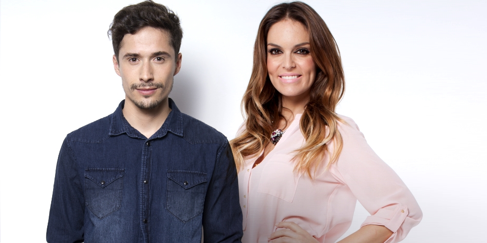 João Paulo Sousa e Diana Chaves