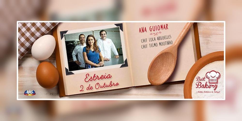 «Best Bakery» ganha data oficial de estreia na SIC